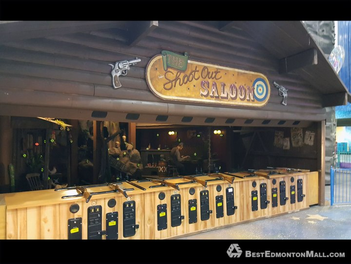 The Shoot Out Saloon